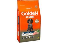 Ração Golden Fórmula Senior para Cães Adultos Raças Pequenas - Frango e Arroz 3kg