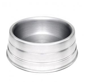 Comedouro e Bebedouro Alumínio para Cães e Gatos Pequeno - Mais Dog