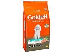 Ração Golden Fórmula para Cães Adultos Raças Pequenas - Frango e Arroz 3kg