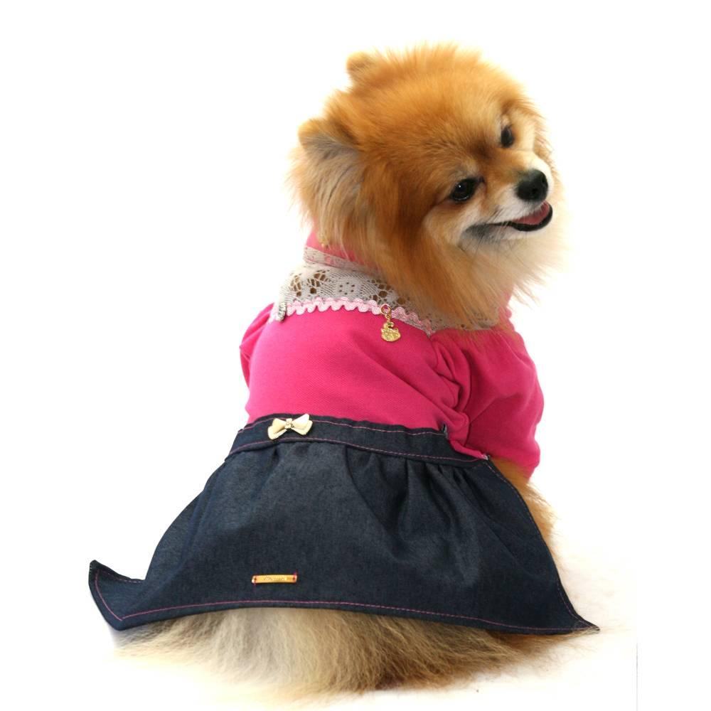 Vestido Pet  Luxo Mais Dog