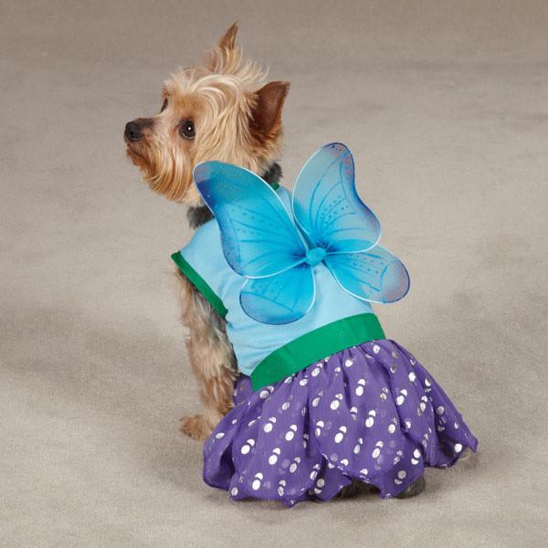 Vestido Fada Pet Mais Dog