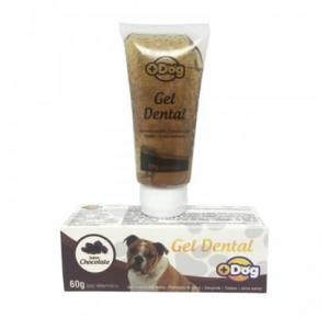 Creme Dental De Chocolate 60g Mais Dog