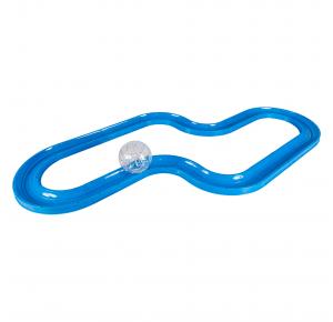 Pista Para Hamster Com Globo 14 Partes Cores Jet Plast