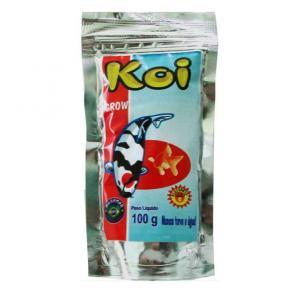 Ração para peixes Maramar Koi Grow 100g