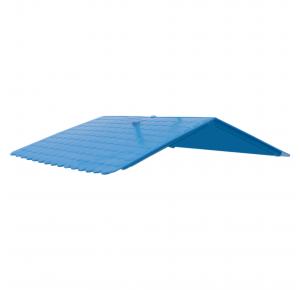 Telhado Plastico Para Gaiola Hamster Jet Plast