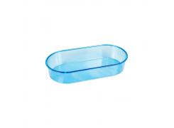 Banheira Oval Azul Pequena Jet Plast