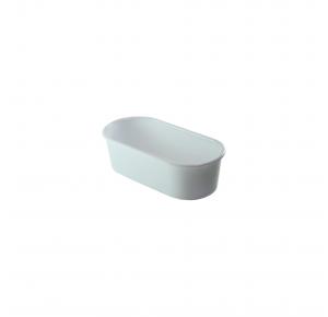 Banheira Leitosa Oval Pequena Jet Plast