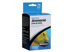 Seachem Multitest Ammonia 75 Testes