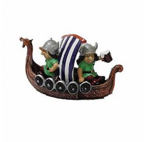 Enfeite Caravela Viking Lester