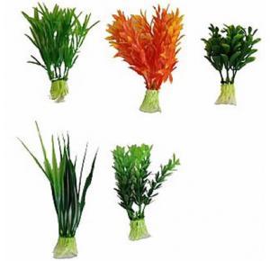 Enfeite Planta Com 5 unidade