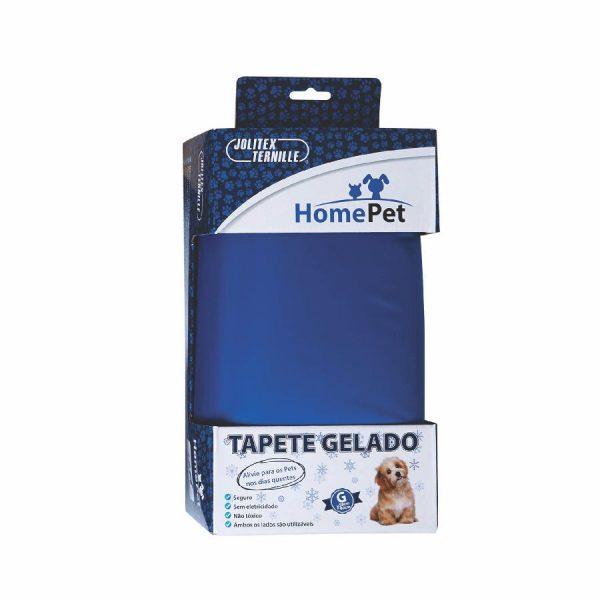 Tapete Gelado 90X50 Tamanho-G Home Pet