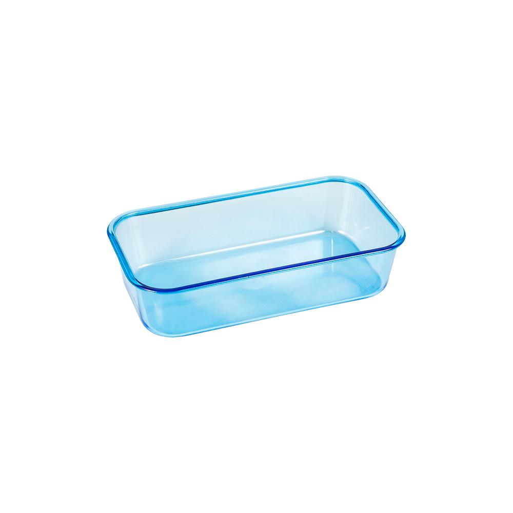 Banheira Azul Retangular Pequena Jet Plast