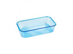 Banheira Azul Retangular Média Jet Plast