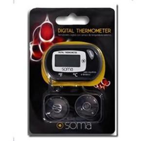 Termometro Digital Com Sensor Soma
