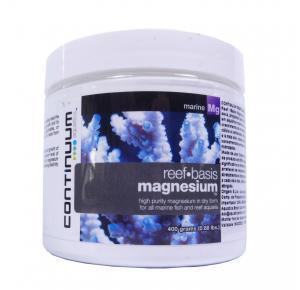 Suplemento Continuum Reef Basis Magnesium Dry 400g