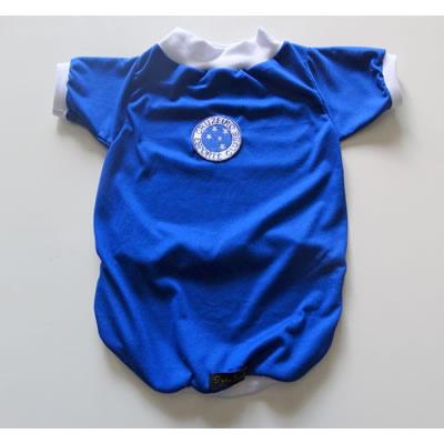 Camiseta Do Cruzeiro Pet Gg