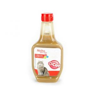 Molho Para Ração + Cat 250mL (sabor Carne)