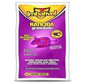 Raticida Citromax Rosa 25g