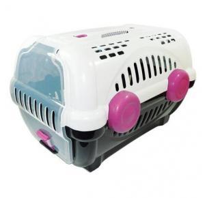 Caixa De Transporte Cães E Gatos Furacão Pet- N2