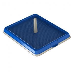 Banheiro Pratic Pipi Plast Pet Azul