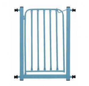 Portão Mais Dog  Com Alongador - Azul