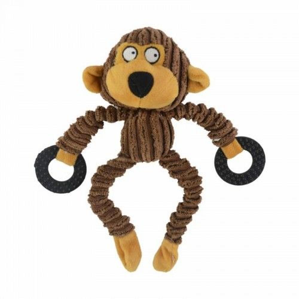 Brinquedo Pelucia Macaco Mais Dog