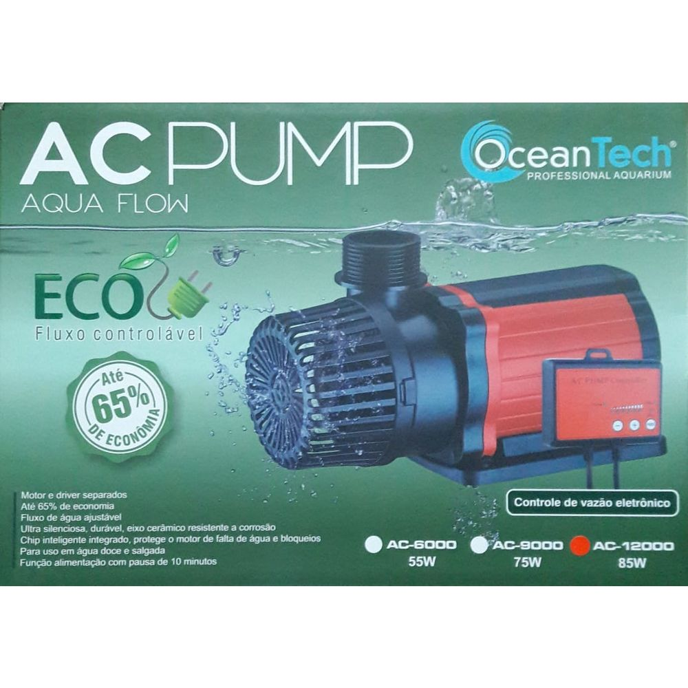 Bomba Submersa Ac-12000 110V Ocean tech