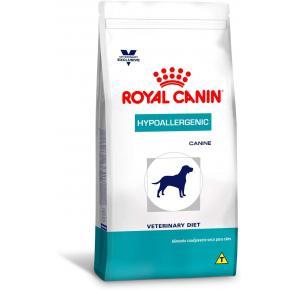 Ração Canine HYPOALLERGENIC Veterinary Diet 2KG ROYAL CANIN