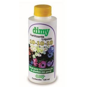 Fertilizante Liquido Dimy 10-10-10 120Ml