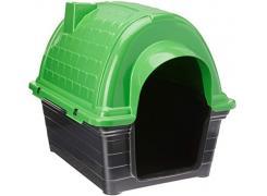 Casinha Plástica Furacão Pet Iglu Cores