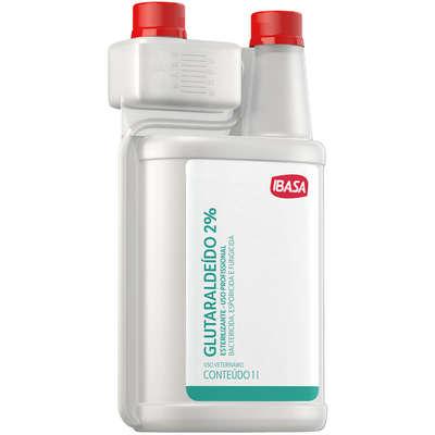 Glutaraldeído 2% 1L
