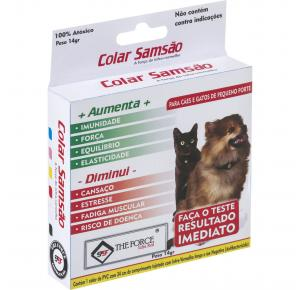 Colar Samsão Infravermelho para cães e gatos P
