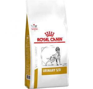 Ração Royal Canin Canine Veterinary Diet Urinary S/O para Cães com Doenças Urinárias 2kg