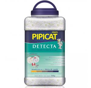 Pipicat Detecta Areia Sílica para Gatos - 1,6 kg