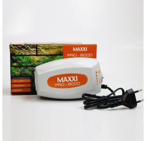 Compressor Bomba De Ar Para Aquarios Maxxi PRO-6000