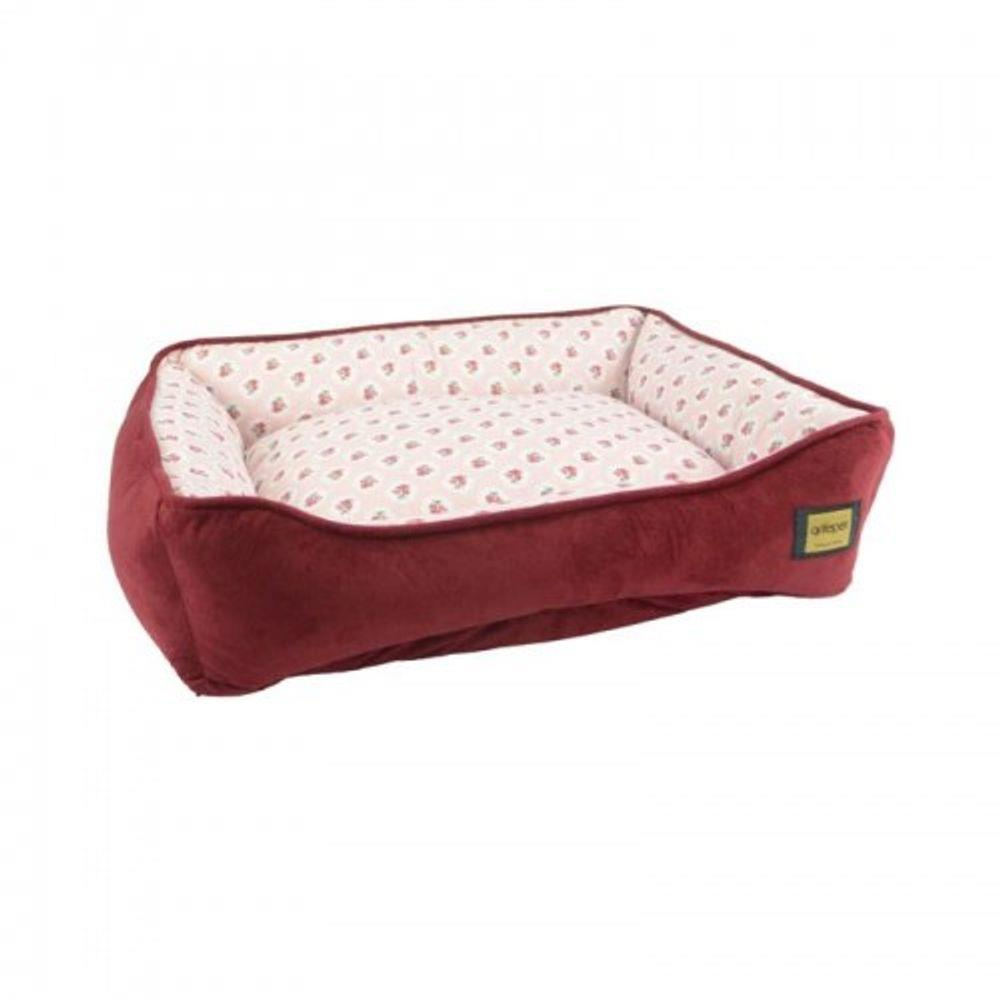Cama Super Premium Floral Coloors Mais Dog  G