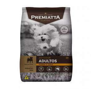 Ração Premiatta Classic Anti Odor para Cães Adultos Raças Pequenas e Mini - 2 Kg