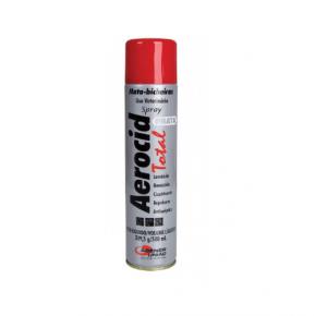 Aerocid Total Prata Spray Agener União 500ml