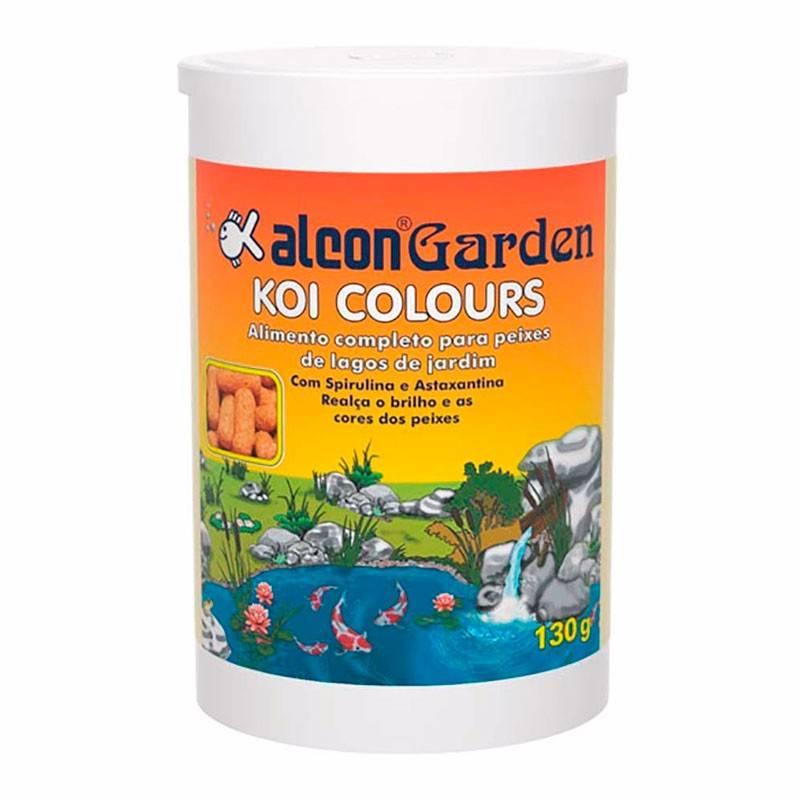 Ração Alcon Garden Koi Colours