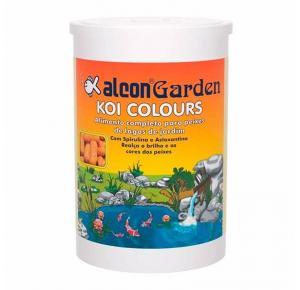 Ração Alcon Garden Koi Colours 130g