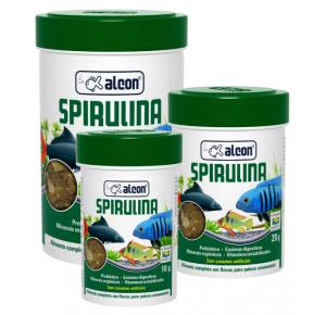 Alcon Spirulina Alimento para peixes