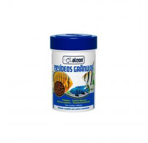 Alimento para Peixes Ciclídeos Granulos 30g Alcon