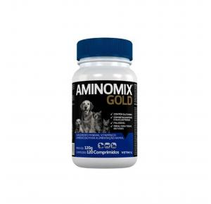 Aminomix Gold 120 Comprimidos Vetnil