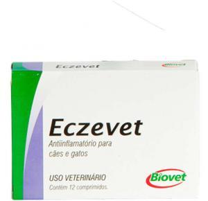 Anti-Inflamatório Eczevet Biovet