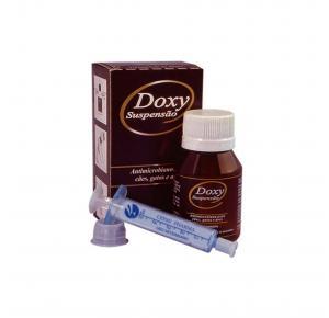 Antibiótico Doxy Suspensão para Cães e Gatos Cepav 300mg