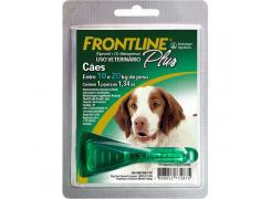Frontline Plus Antipulgas Cães 10 a 20kg (1pipeta)
