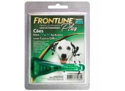 Frontline Plus Antipulgas  Cães  20 a 40kg (1 pipeta)