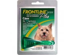 Frontline Plus Antipulgas Cães até 10 Kg (1pipeta)