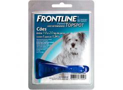Frontline Top Spot Antipulgas Cães 10 a 20 Kg (1 pipeta)