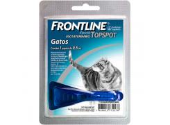 Frontline Top Spot  Antipulgas Gatos (1pipeta)